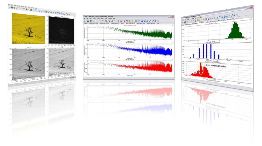 Kst - Visualize your data - Kst - Visualize your data